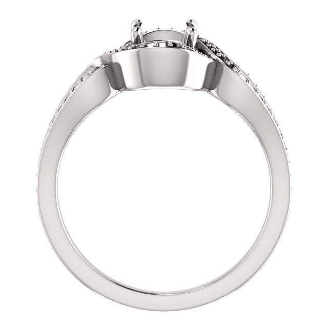 Engagement Ring Mounting 122485