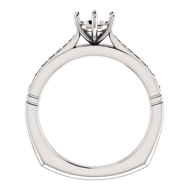 Engagement Ring Mounting 122490