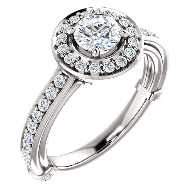 Engagement Ring Mounting 122493