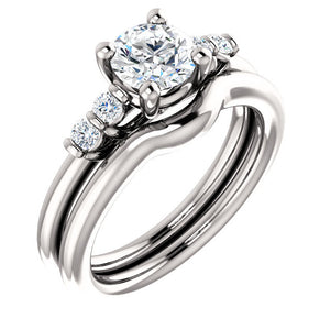 Engagement Ring Mounting 122543