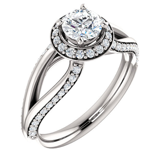Engagement Ring Mounting 122567