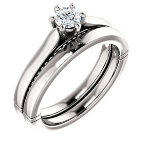 Engagement Ring Mounting 122577
