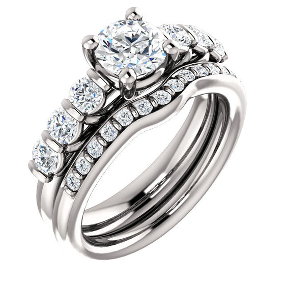Engagement Ring Mounting 122583