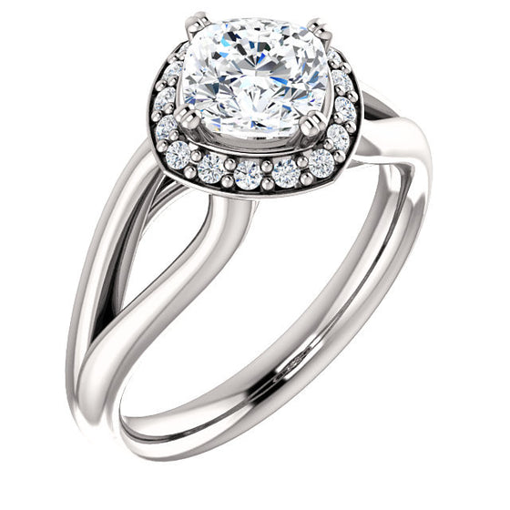Engagement Ring Mounting 122596