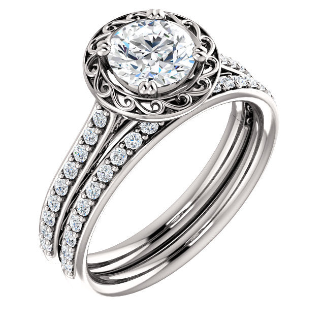 Engagement Ring Mounting 122611
