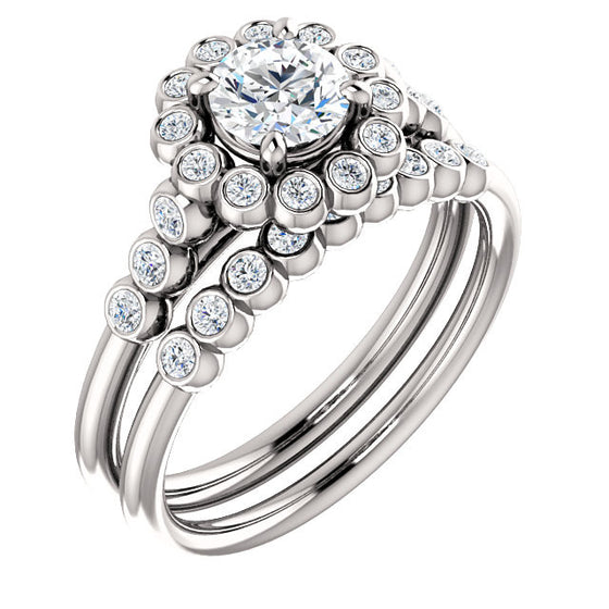 Engagement Ring Mounting 122648