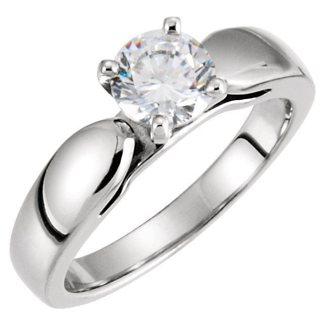 Engagement Ring Mounting 12600