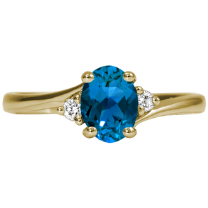 Gemstone Ring 2054