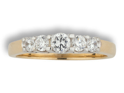 Rego Wedding Band 3129-04