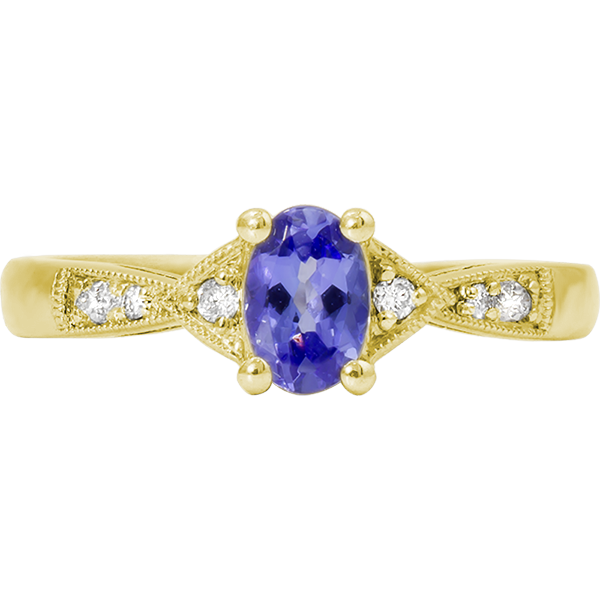 Gemstone Ring 3419