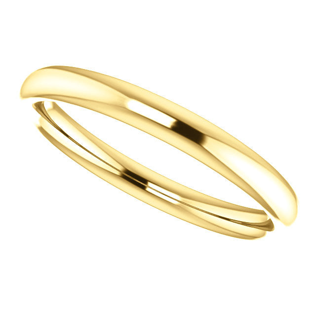 Wedding Band 51355