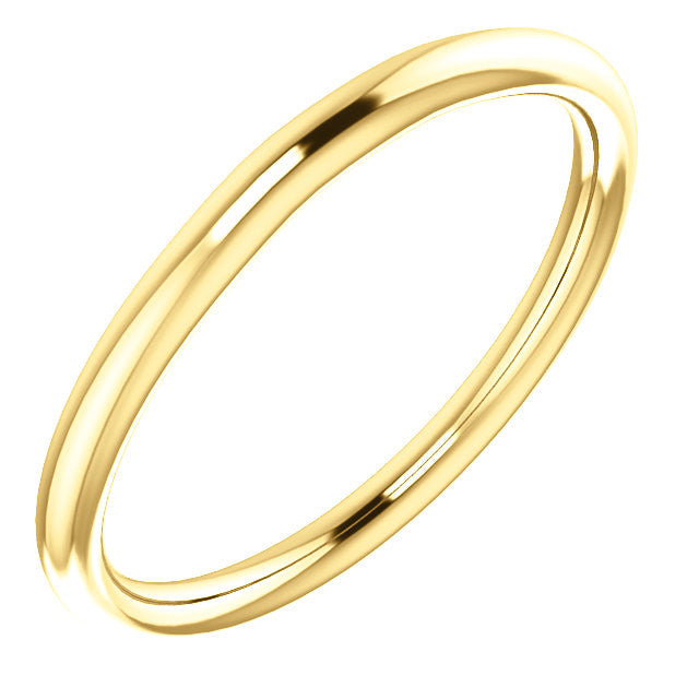 Wedding Band 51359