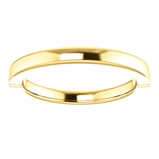Wedding Band 51492