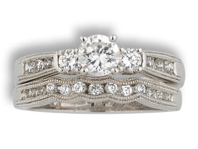 Engagement Ring Mounting 5394