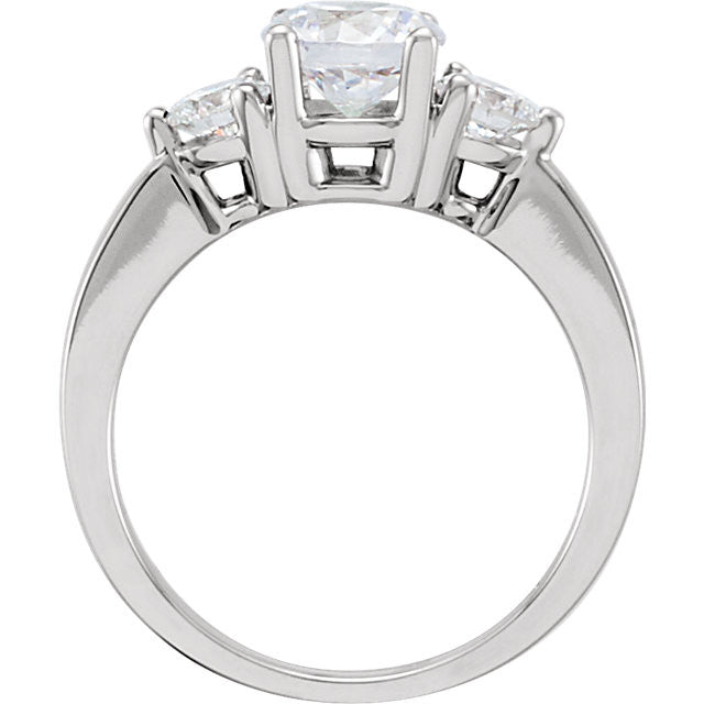 Engagement Ring Mounting 60193