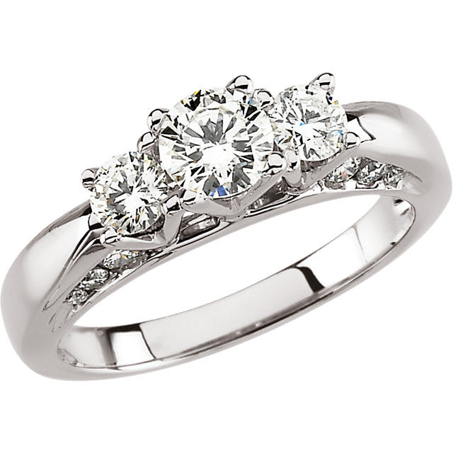 Engagement Ring Mounting 63054
