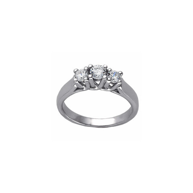 Engagement Ring Mounting 64154
