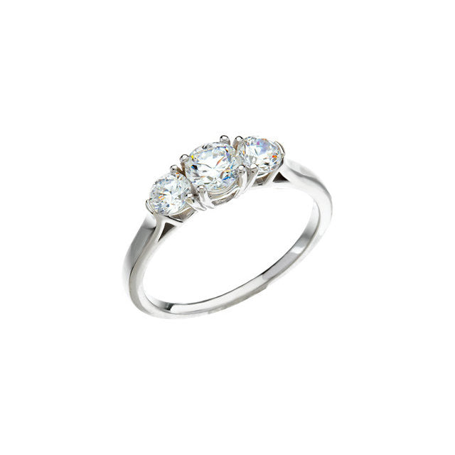 Engagement Ring Mounting 67712