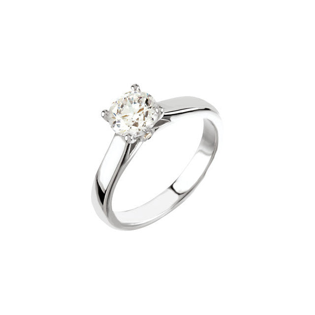 Engagement Ring Mounting 67778