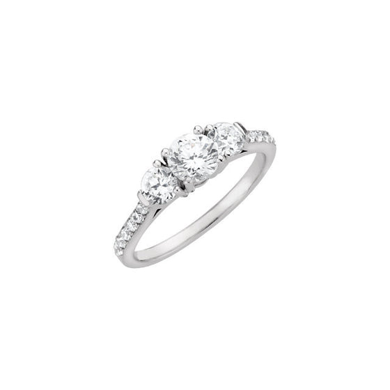 Engagement Ring Mounting 67782