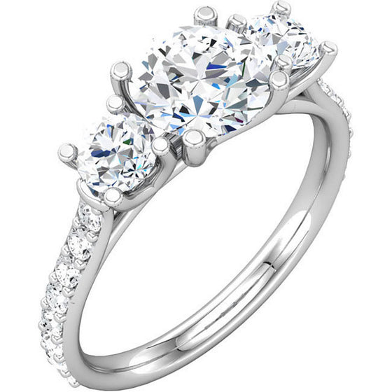 Engagement Ring Mounting 121908