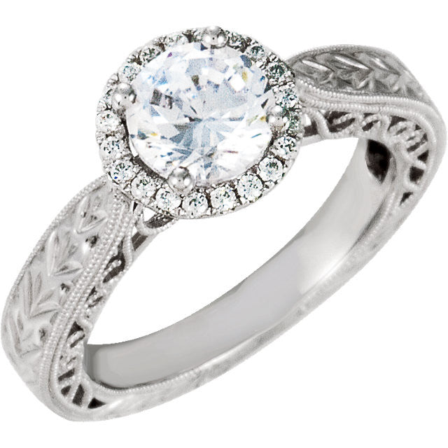 Engagement Ring Mounting 69828