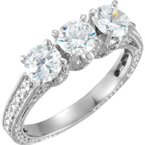 by i gold engagement ring future anniversary band present h wedding diamond bands and past rings stone view