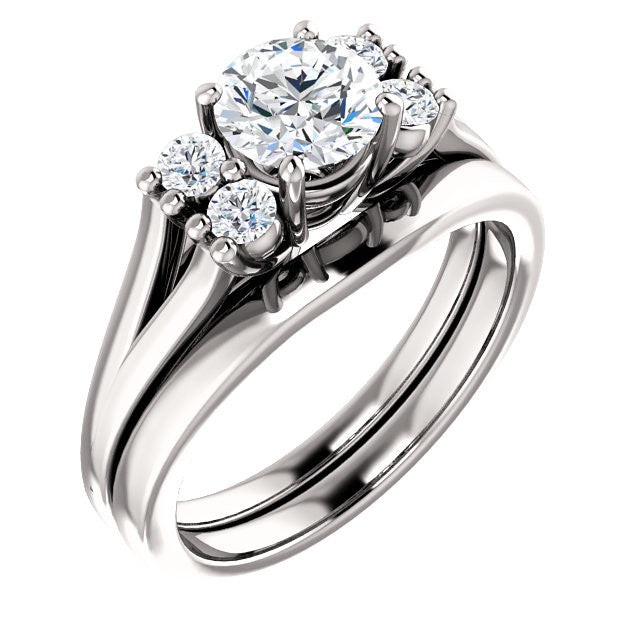 Engagement Ring Mounting 71605