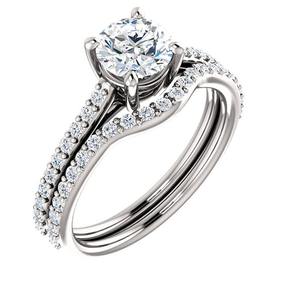 Engagement Ring Mounting 71609
