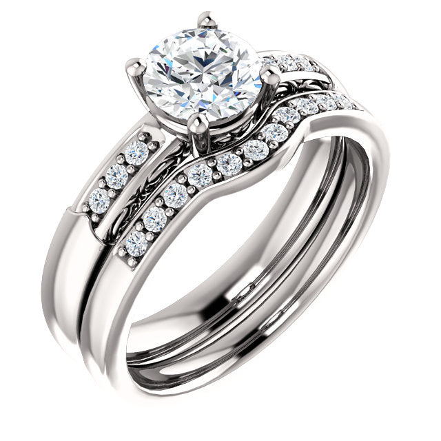 Engagement Ring Mounting 71732
