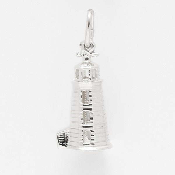 Sterling Silver Lighthouse Charm #8234