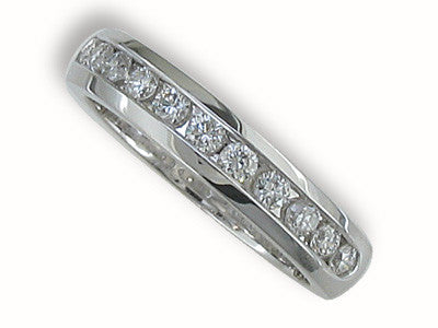 Rego Wedding Band 8663-02