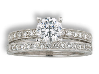 Engagement Ring Mounting 9799