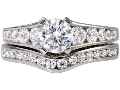 Engagement Ring Mounting 9977
