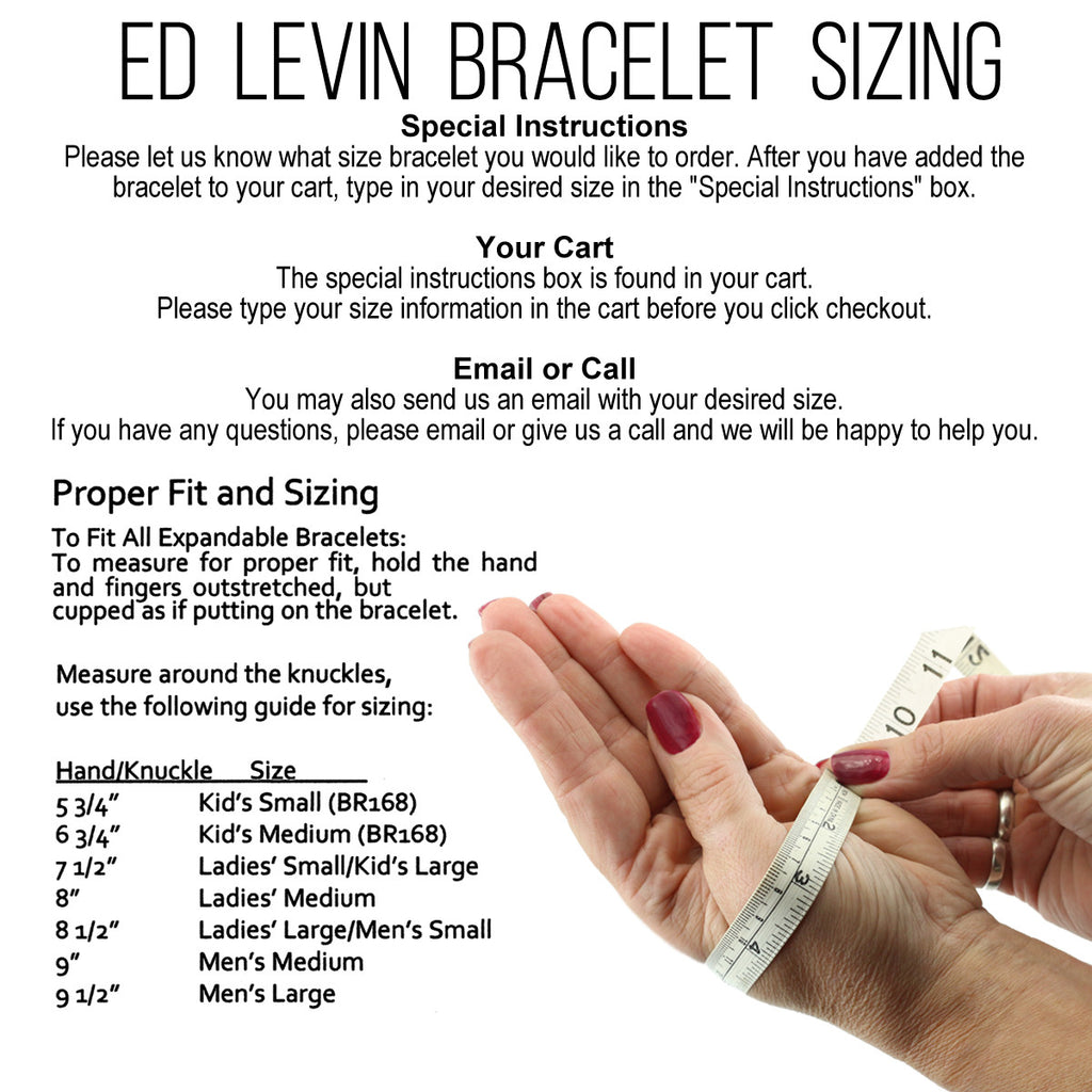 Ed Levin Pearl Silver and 14kt Gold Grand Swing Bracelet