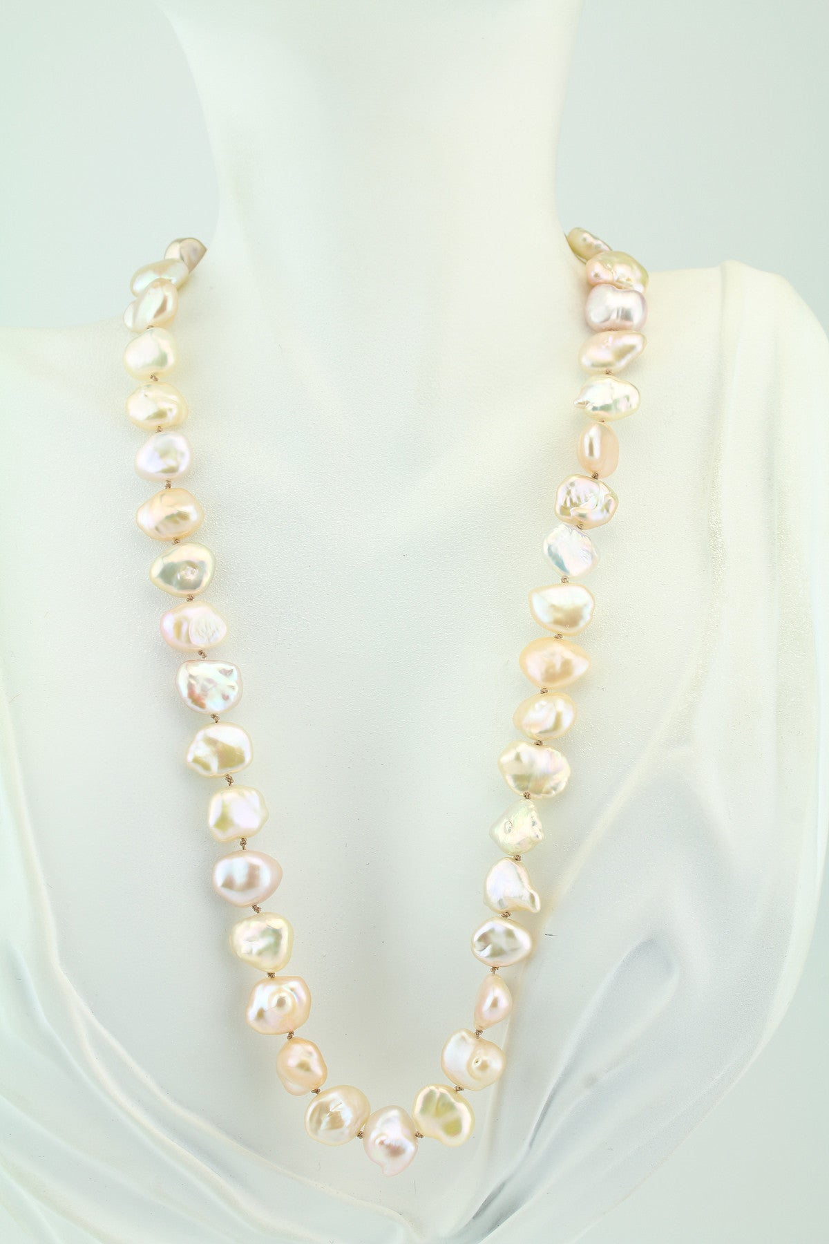 flower tone gold with ivory necklace pearl multi layer us brooch icing