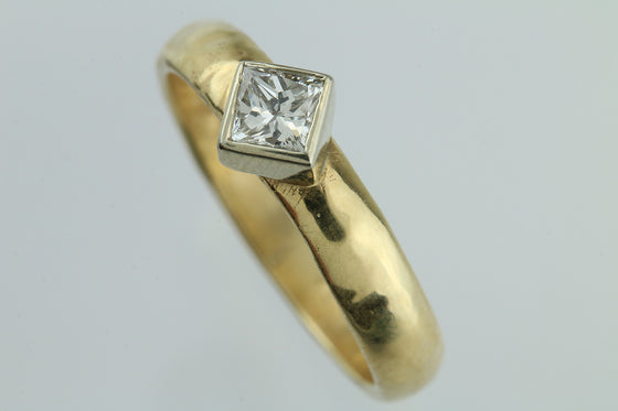 .40CT G/H VS2 Diamond 14kt Gold Engagement Ring