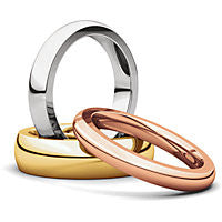 Comfort Fit Heavy Wedding Bands (IRH)