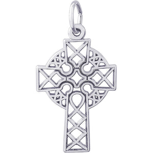 Celtic Cross Charm #2364