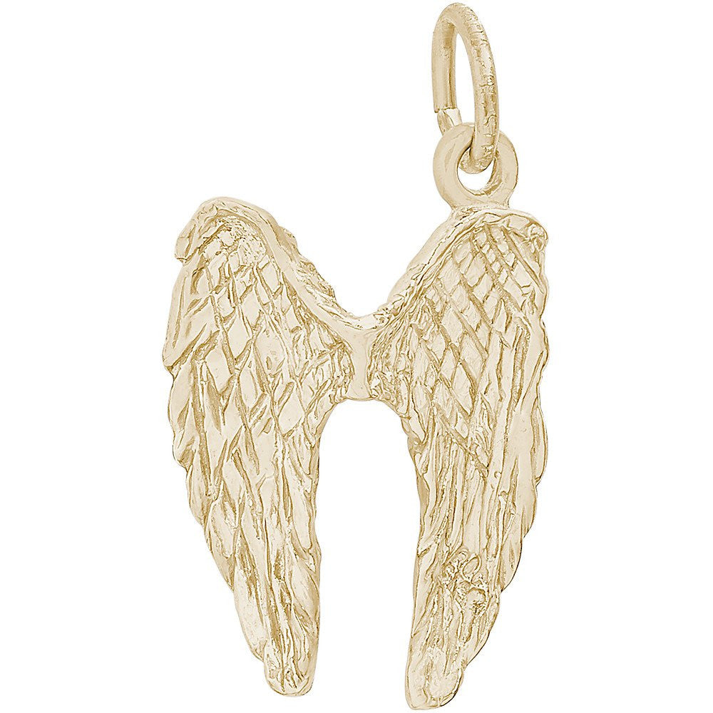 Angel Wings Charm #2750