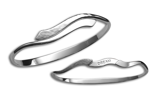 Ed Levin Sweet Dream Sterling Silver Bracelet