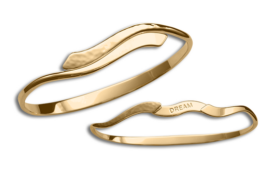 Ed Levin Sweet Dream 14kt Gold Bracelet