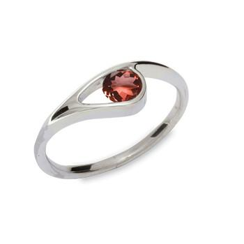 Garnet Ed Levin Gem Embrace Ring RI361
