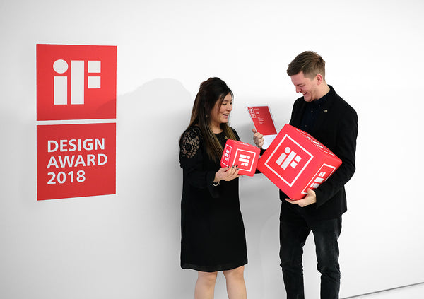 Our First International Design Award!