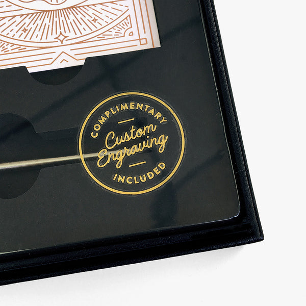Gift Certificate for Custom Engraving