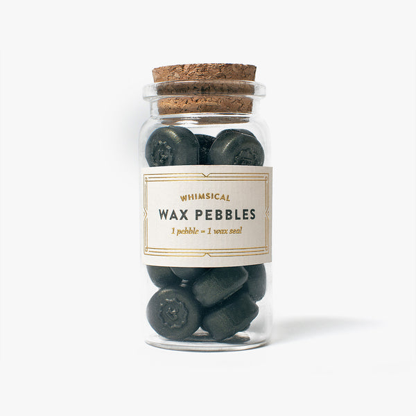 Denim Wax Pebbles