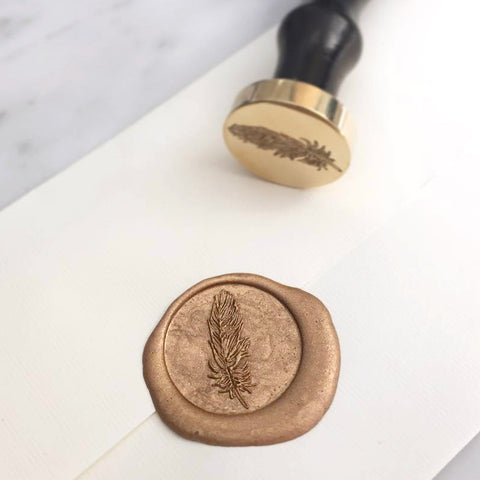 Feather Wax Seal