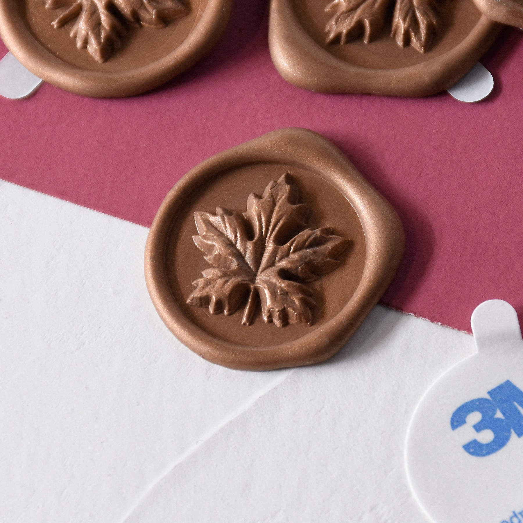 Maple Wax Seals