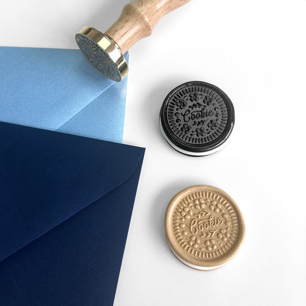 Cookie Wax Seal