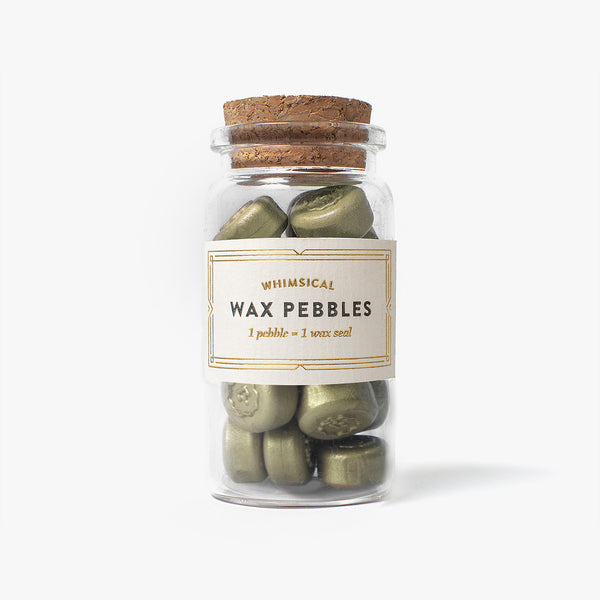 Olive Wax Pebbles